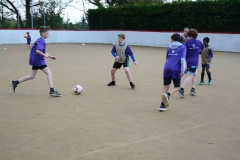 DASC Disley Football for Fun match