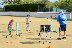 DASC Disley Junior Tennis coaching