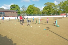 DASC Disley Junior Tennis stroke coaching